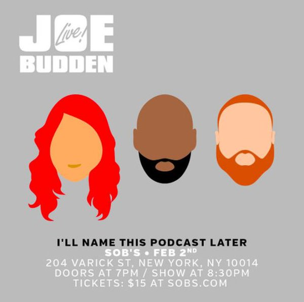 Joe Budden – I'll Name This Podcast Later (Episode 50)