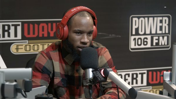 Tory Lanez Talks New Music, Ghostwriting For Artists & More On 'The Cruz Show' (VIDEO)