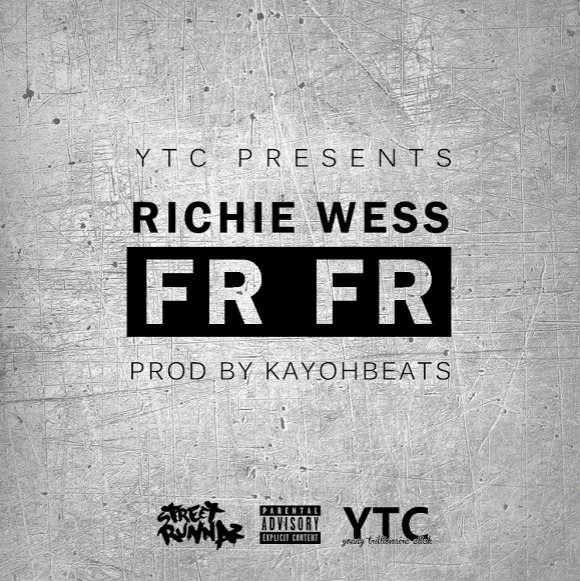 New Music: Richie Wess – FRFR
