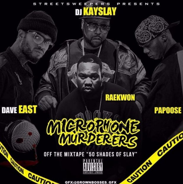 New Music: DJ Kay Slay ft. Dave East, Raekwon, & Papoose – Microphone Murderers