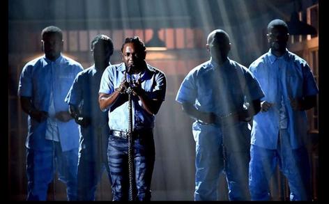 Video: Kendrick Lamar Performs At 58th Grammy Awards