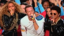 Coldplay, Beyoncé & Bruno Mars' Super Bowl 50 Halftime Performance