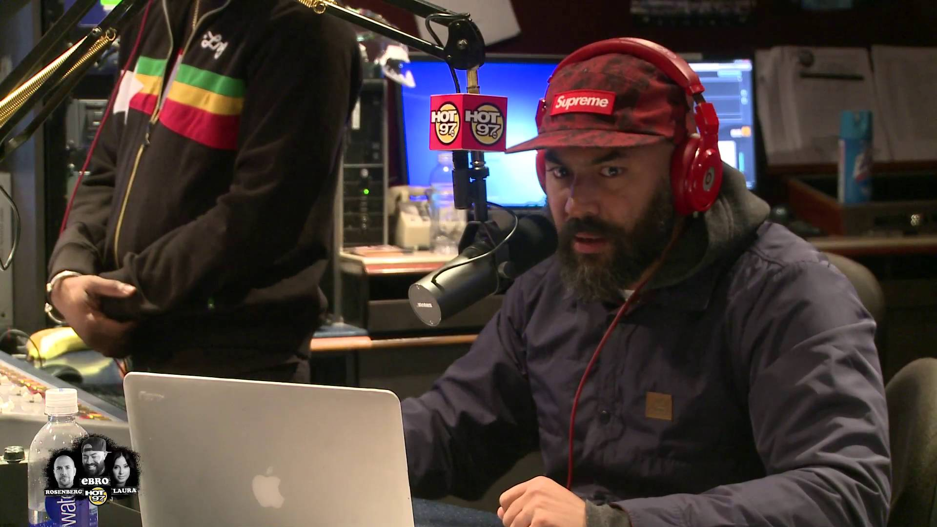 Ebro Shares His Thoughts On 'T.L.O.P' After Hearing It 4 Times (VIDEO)