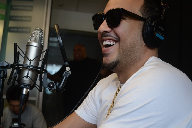 Video: French Montana On The Breakfast Club