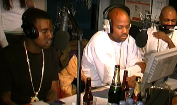 Video: Kanye West – Tim Westwood Freestyle (2004) [Unreleased]