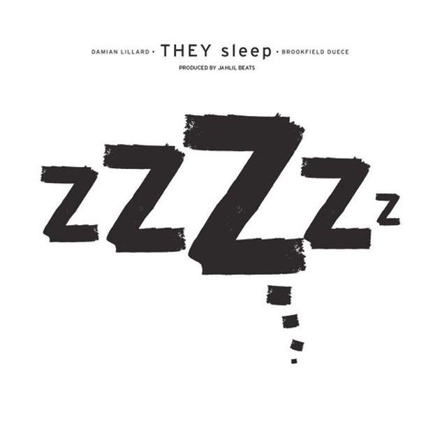 New Music: Damian Lillard ft. Brookfield Deuce – They Sleep