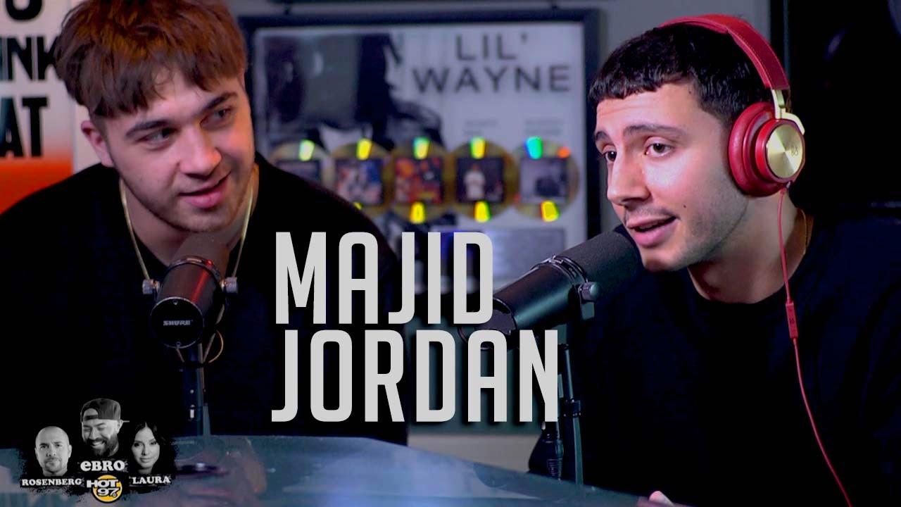 Majid Jordan Talks New Album, Tenting In Drake's Studio & More On 'Ebro In The Morning' (VIDEO)