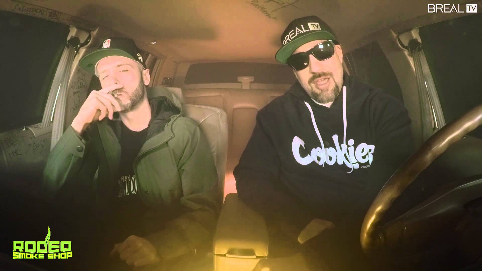 """Noah """"40"""" Talks 'Views From The 6', DJ Premier, Weed & More With B-Real (VIDEO)"""