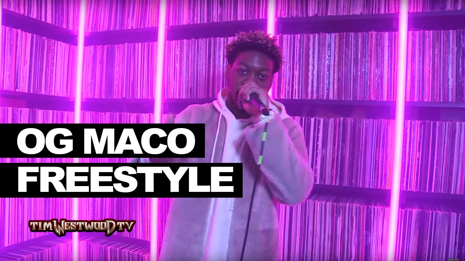 OG Maco – Tim Westwood Freestyle (VIDEO)
