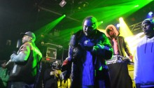 Post Malone Brings Out 50 Cent At Irving Plaza In NYC (VIDEO)