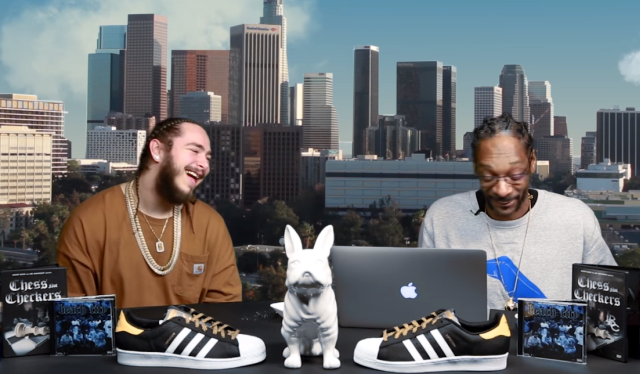 Post Malone Talks Debut Album, Career & More w/ Snoop Dogg On 'GGN' (VIDEO)