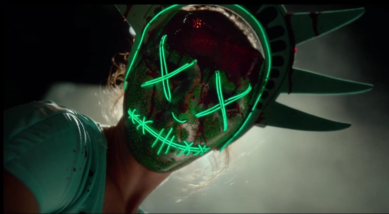 New Trailer: The Purge: Election Year