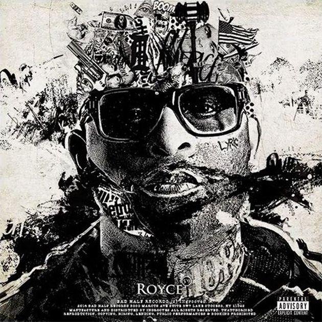 New Album: Royce Da 5'9 – Layers