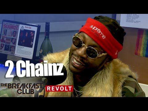 "2 Chainz Talks ""Collegrove"", Bankroll Fresh & More On 'The Breakfast Club' (VIDEO)"