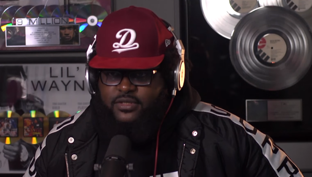 Bas Interview + Freestyle On 'Real Late w/ Peter Rosenberg'