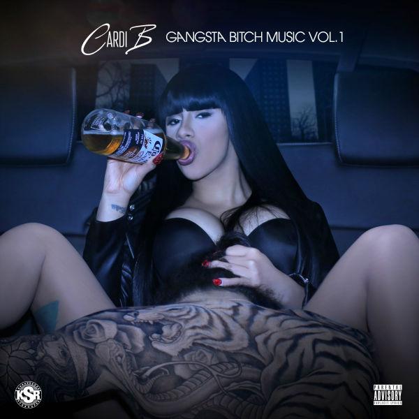 Mixtape: Cardi B – Gangsta Bitch Music Vol. 1