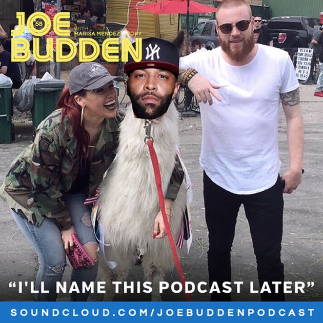 Joe Budden – I'll Name This Podcast Later (Episode 58)