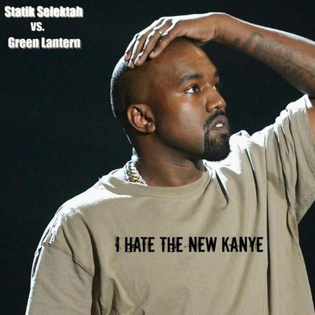New Music: Statik Selektah x DJ Green Lantern – I Hate (The New) Kanye
