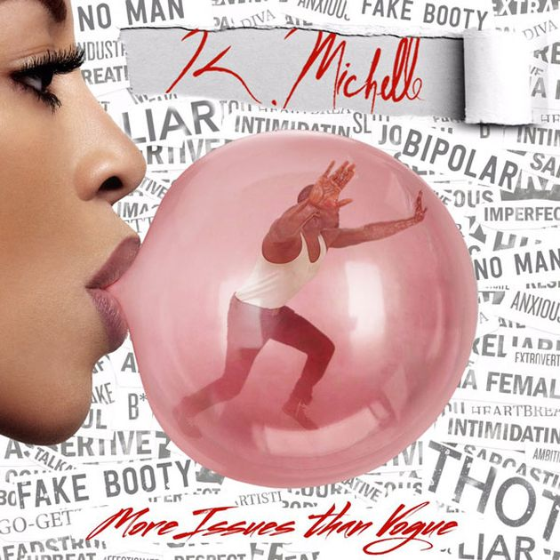 New Album: K. Michelle – More Issues Than Vogue