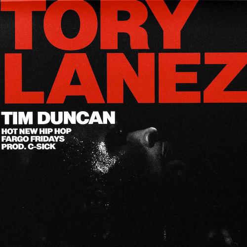 New Music: Tory Lanez – Tim Duncan