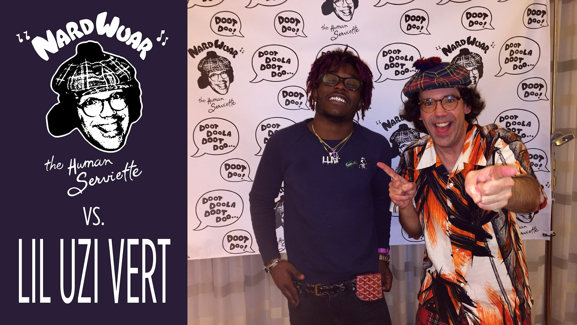 Video: Lil Uzi Vert vs. Nardwuar