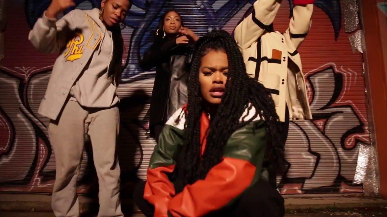 Video: Teyana Taylor – Undercover