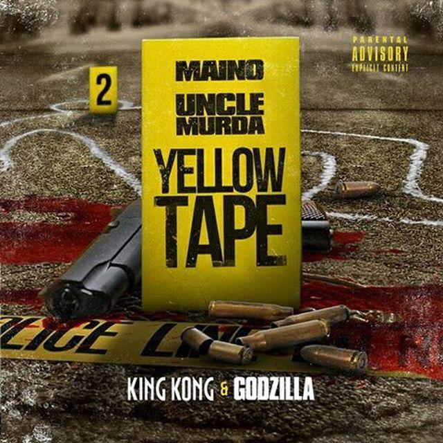 New Mixtape: Maino & Uncle Murda – Yellow Tape: King Kong & Godzilla