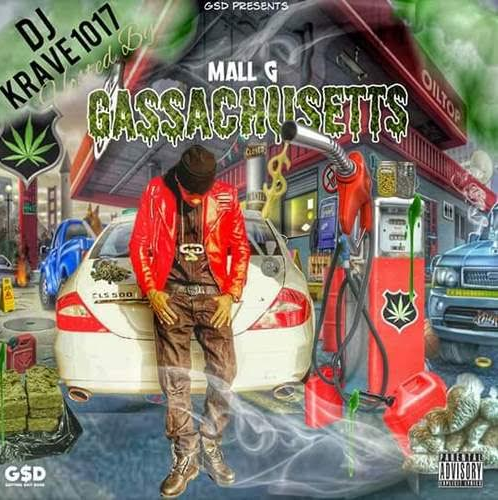 Mall G - Gassachusetts (Cover)