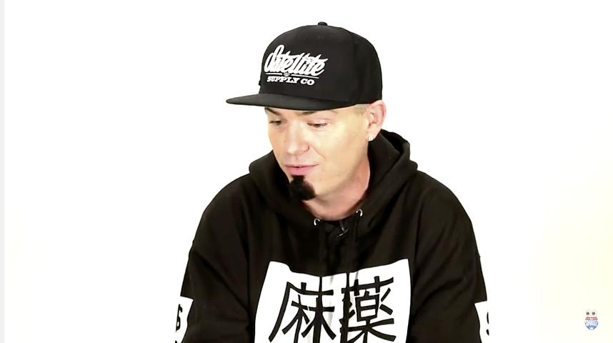 Paul Wall Talks Syrup with 'DJ Smallz Eyes'