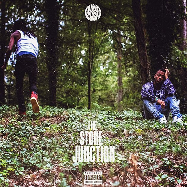 New EP: Audio Push – The Stone Junction