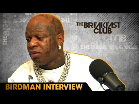Birdman Goes Off On 'The Breakfast Club' (VIDEO)