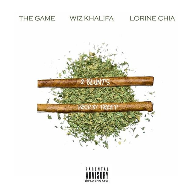 New Music: The Game – Two Blunts (Ft. Wiz Khalifa & Lorine Chia)
