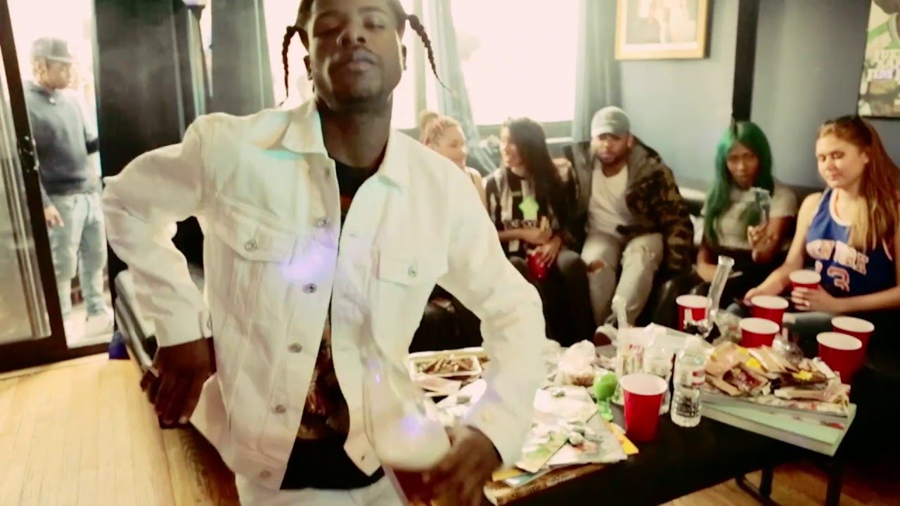 New Video: Marty Baller – Roll The Bud Up (Ft. Smoke DZA & Fatman Scoop)