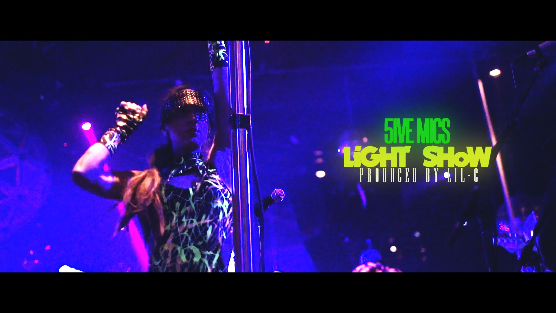 New Video: 5ive Mics – Light Show [Prod. Lil – C]