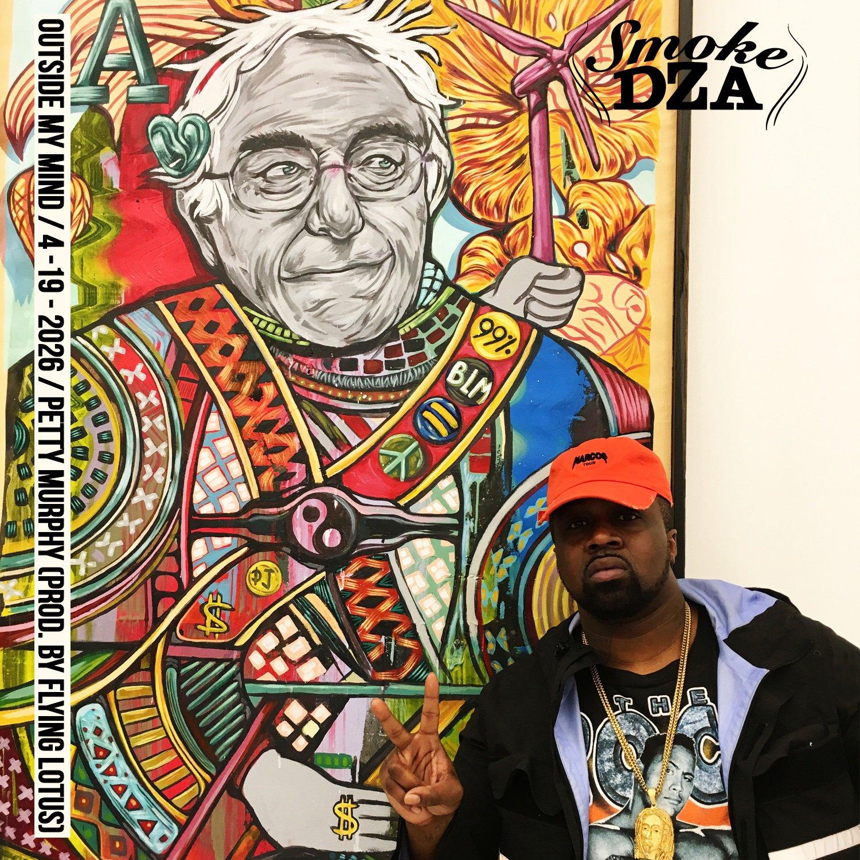 New Music: Smoke DZA – Outside My Mind | 4-19-2026 | Petty Murphy