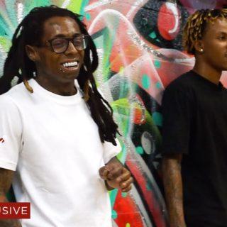 Vlog: Lil Wayne & Rich The Kid – Skate Session