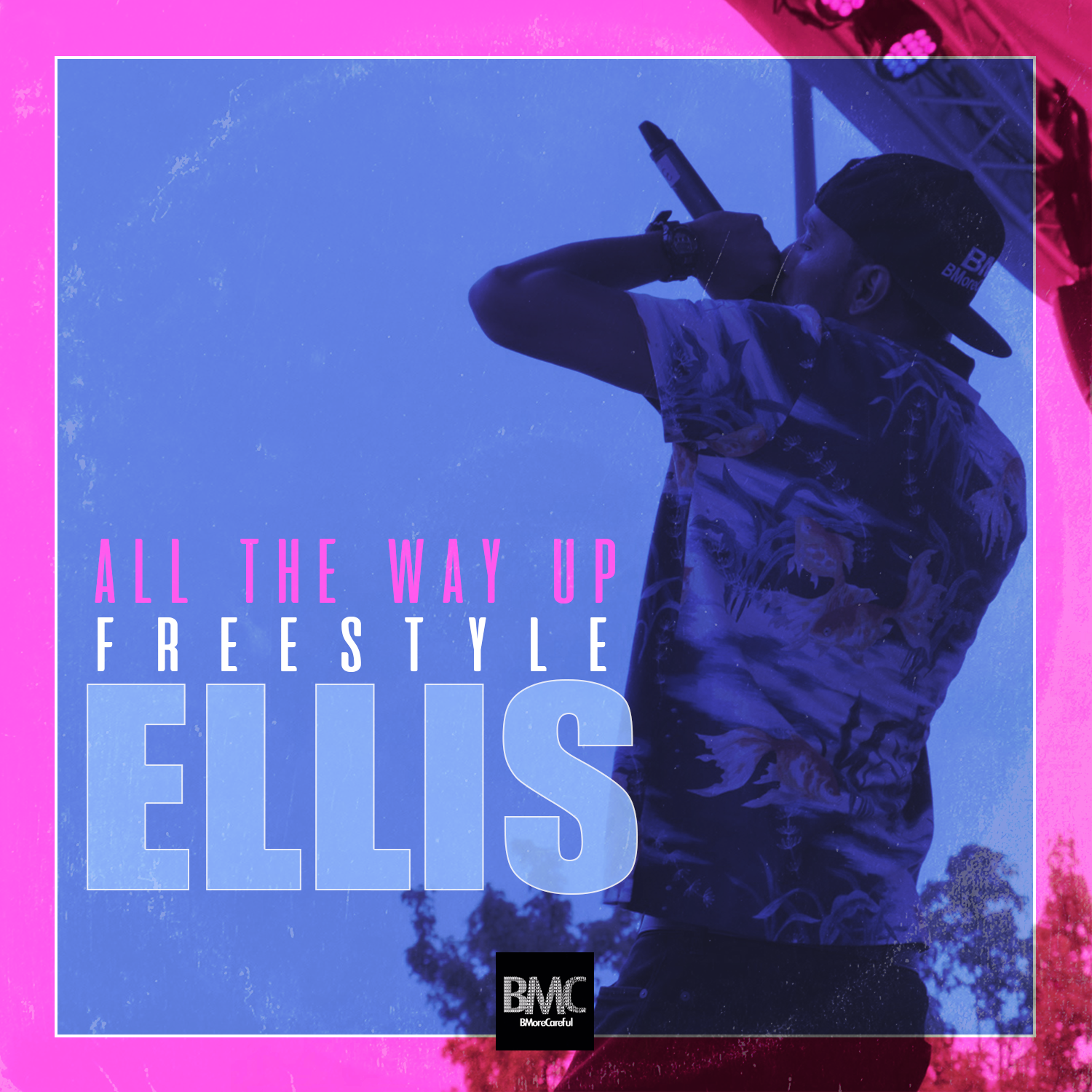New Music: Ellis – All The Way Up (Freestyle)