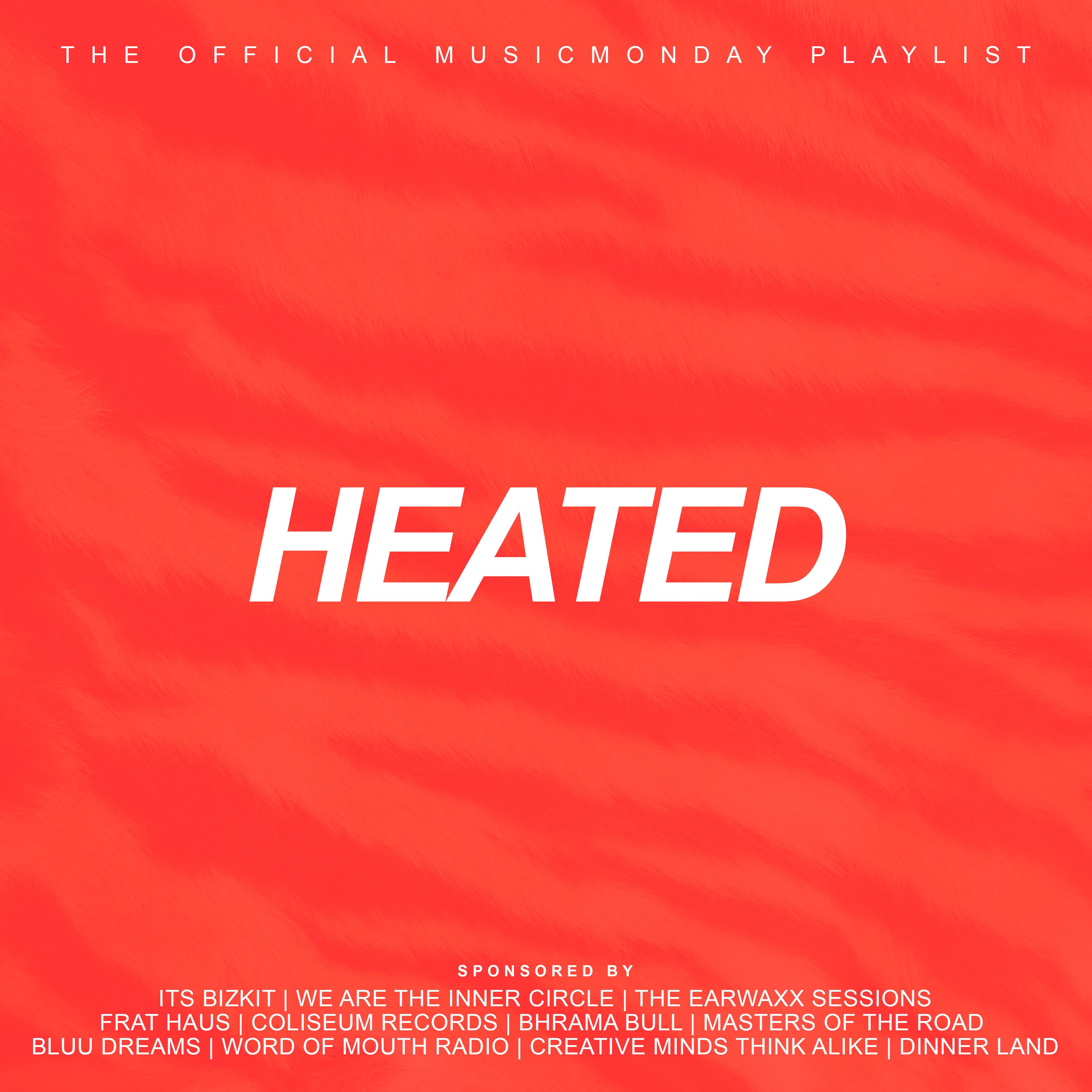 New Music: DinnerLand – HEATED (Playlist)