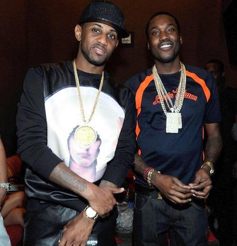 New Music: Meek Mill & Fabolous – All The Way Up (Freestyle)