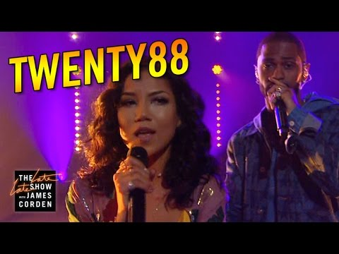 """Big Sean & Jhené Aiko Perform """"On The Way"""" Live On 'The Late Late Show' (VIDEO)"""