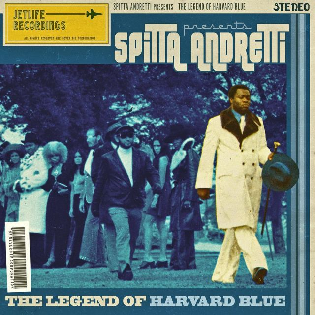New Mixtape: Curren$y – The Legend Of Harvard Blue