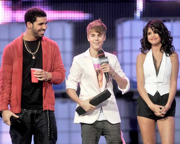 Drake Tops Justin Bieber as Spotify's Most-Streamed Artist of All Time