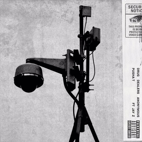 New Music: Pusha T ft. Jay Z – Drug Dealers Anonymous