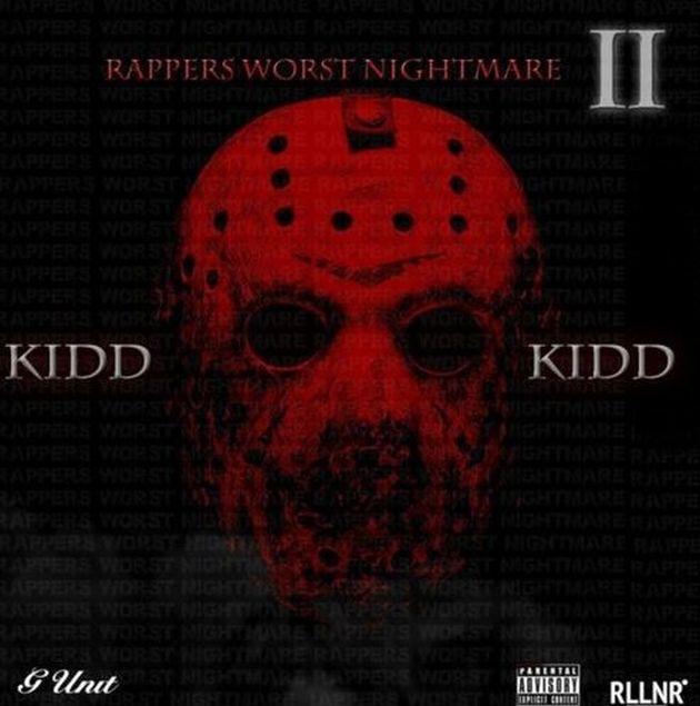 Mixtape: Kidd Kidd – Rapper's Worst Nightmare 2