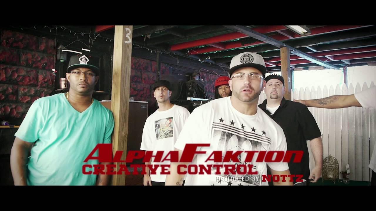 New Video: Alpha Faktion – Creative Control [Prod. by Nottz]