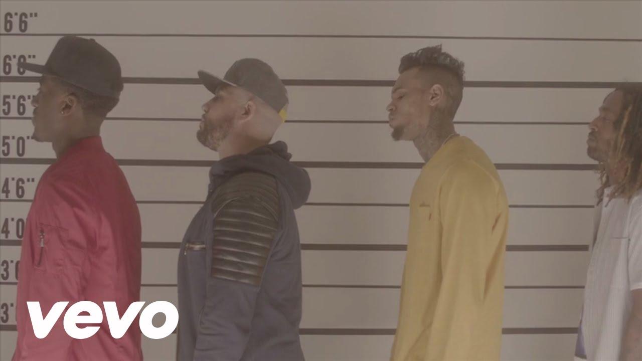 New Video: DJ Drama – Wishing (Ft. Chris Brown, Skeme & Lyquin)