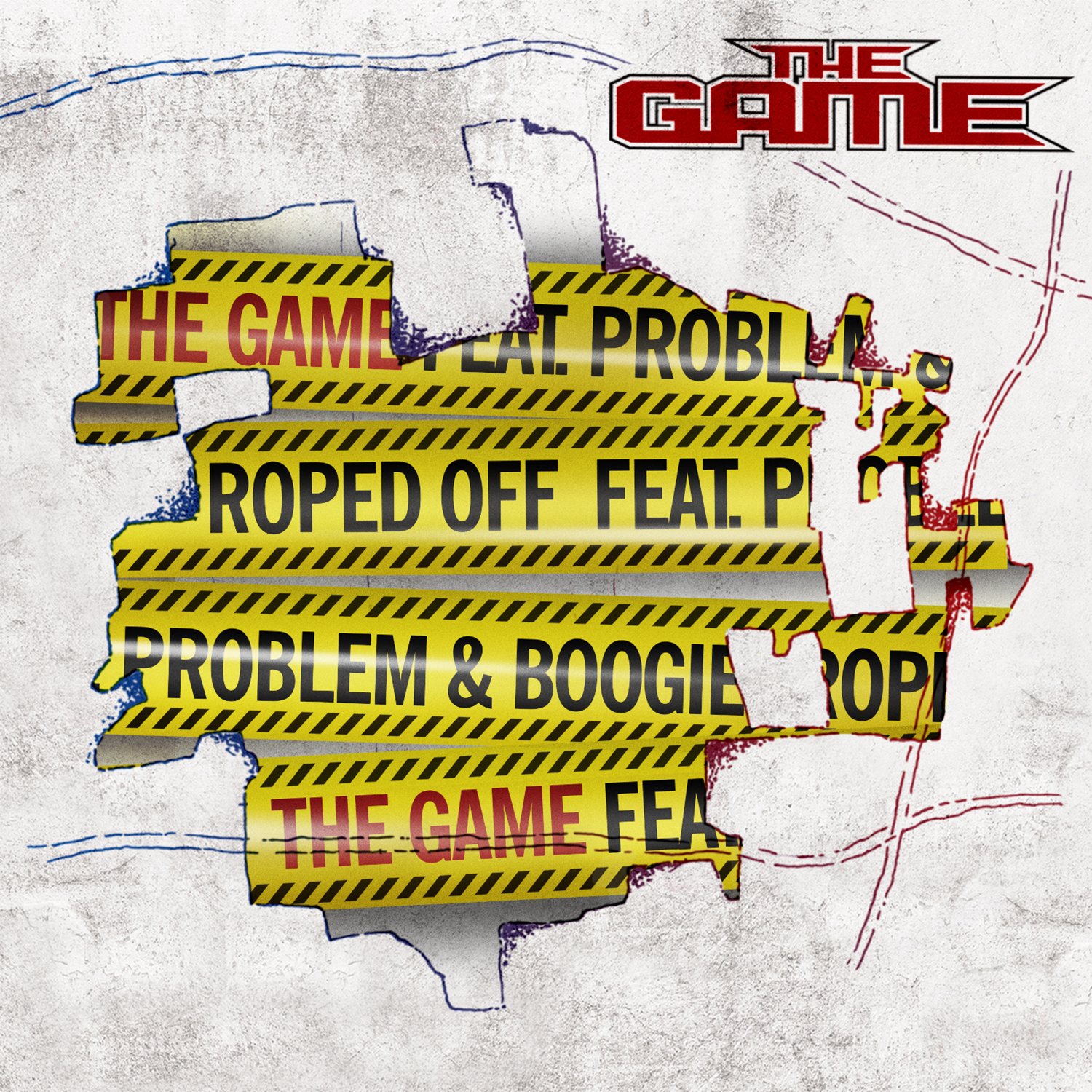 New Music: The Game ft. Problem & Boogie – Roped Off