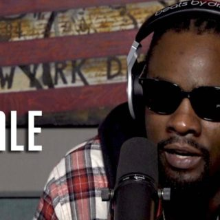Wale Talks New Album, Meek Mill, Social Media & More On 'Ebro In The Morning' (VIDEO)