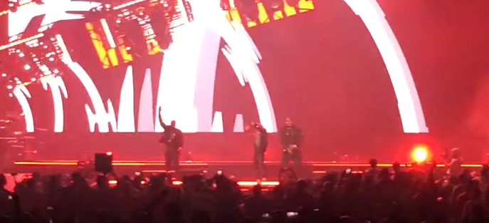 Video: The LOX Perform 'We Gonna Make It' At Bad Boy Reunion Show