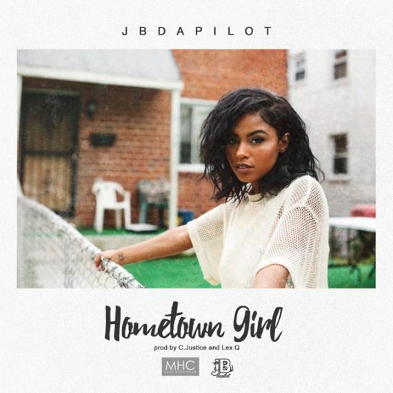 Hometown Girl Cover